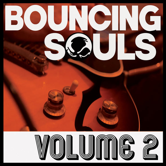 BOUNCING SOULS, THE <BR><I> VOLUME 2 [Indie Exclusive Orange Crush & Black Butterfly Vinyl] LP</I>