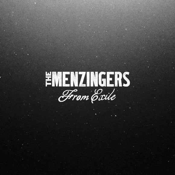 MENZINGERS <br><i> FROM EXILE [Indie Exclusive Opaque Tan Vinyl] LP</I>