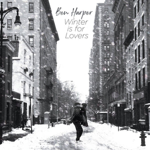 HARPER,BEN <br><i> WINTER IS FOR LOVERS [Indie Exclusive Opaque White Vinyl] LP</I>