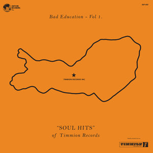 "VARIOUS ARTISTS <BR><I> BAD EDUCATION VOL. 1 [Indie Exclusive ""Arctic Swirl"" Vinyl] LP</I>"