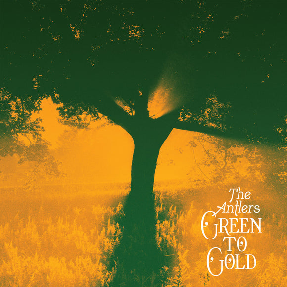 ANTLERS, THE <BR><I> GREEN TO COLD [Indie Exclusive Opaque Tan Vinyl] LP</I>