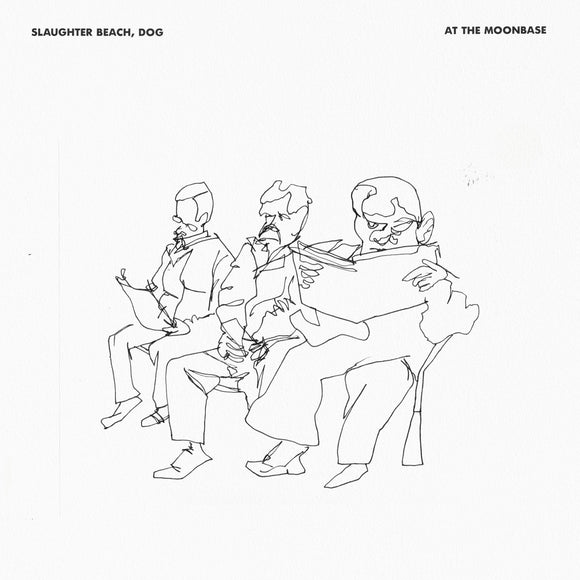 SLAUGHTER BEACH, DOG <BR><I> AT THE MOONBASE [Indie Exclusive Dark Blue Vinyl] LP</I>