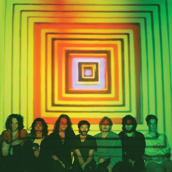 KING GIZZARD & THE LIZARD WIZARD <BR><I>FLOAT ALONG-FILL YOUR LUNGS [Easter Yellow Vinyl] LP</I>