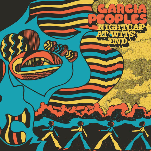 GARCIA PEOPLES <BR><I>NIGHTCAP AT WITS' END [Indie Exclusive Yellow Vinyl] LP</I>