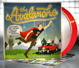 STEVENS, SUFJAN <BR><I> THE AVALANCHE: OUTTAKES & EXTRAS FROM THE ILLINOIS ALBUM [Orange & White Vinyl] 2LP</I>