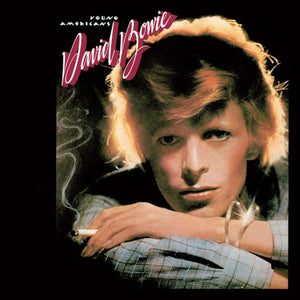 BOWIE, DAVID<BR><I>YOUNG AMERICANS: 45TH ANNIVERSARY [Gold Vinyl] LP</I>