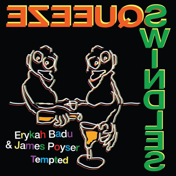 BADU, ERYKAH  & JAMES POYSER <BR><I> TEMPTED (RSD) 7