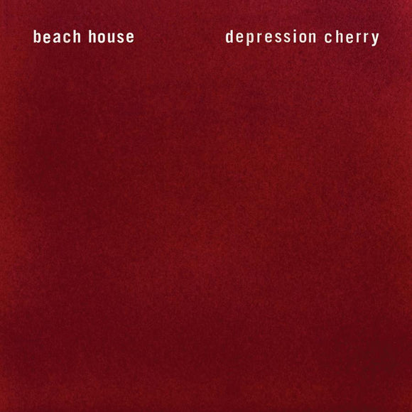 BEACH HOUSE <BR><I> DEPRESSION CHERRY LP</I>