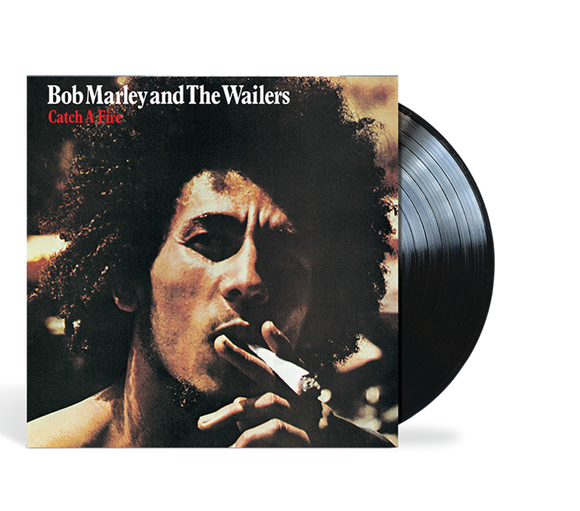 MARLEY, BOB & THE WAILERS <BR><I> CATCH A FIRE [Half-Speed Master] LP</I>