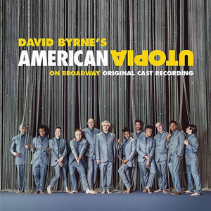 BYRNE,DAVID<vr><I> AMERICAN UTOPIA ON BROADWAY (O.C.R.) 2LP</I>