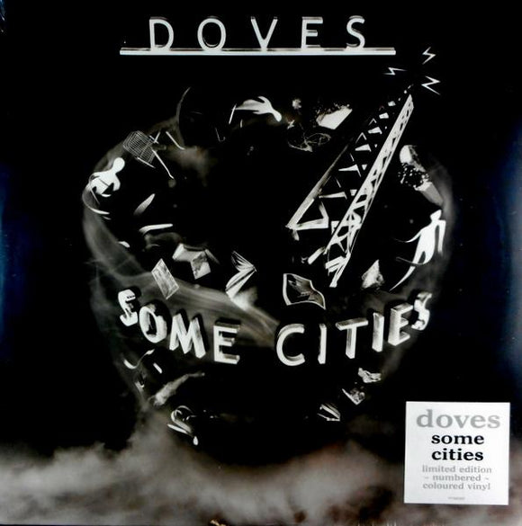 DOVES<BR> <I>SOME CITIES [LTD Numbered Color Vinyl] 2LP</I>
