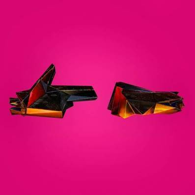 RUN THE JEWELS<BR><I>RTJ4 [Indie-Exclusive Clear & Magenta Color-In-Color Vinyl] 2LP<br>Release Date: 9/18/2020</I>