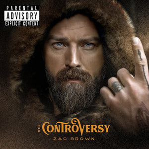 BROWN, ZAC <BR><I> THE CONTROVERSY LP</I><br><br>
