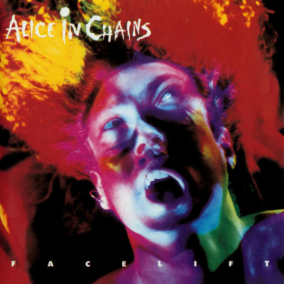 ALICE IN CHAINS <br><i> FACELIFT [150G] 2LP</I>
