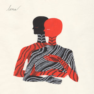 LOMA <br><i> LOMA [Loser Edition Black & Red Swirls Vinyl] LP</i>