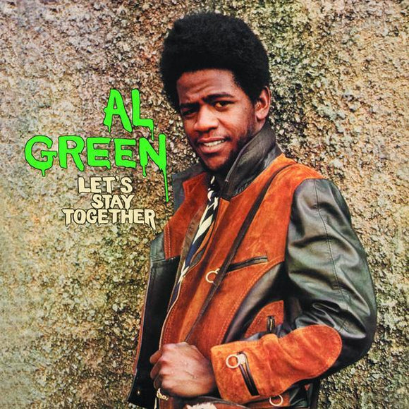 GREEN, AL<BR><I>LET'S STAY TOGETHER LP</I>