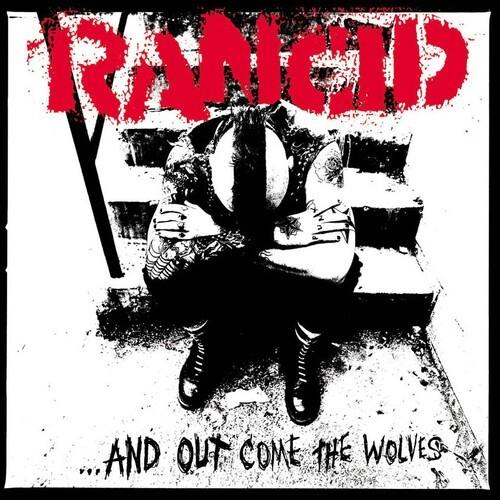 RANCID <br><i> ...AND OUT COME THE WOLVES (25th Anniversary) [Indie Exclsuive Opaque Silver Vinyl] LP</I>