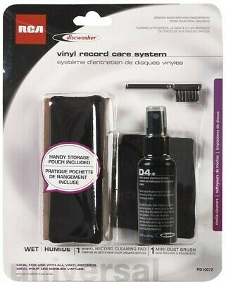 Discwasher D4+ Record Care System<br><br>