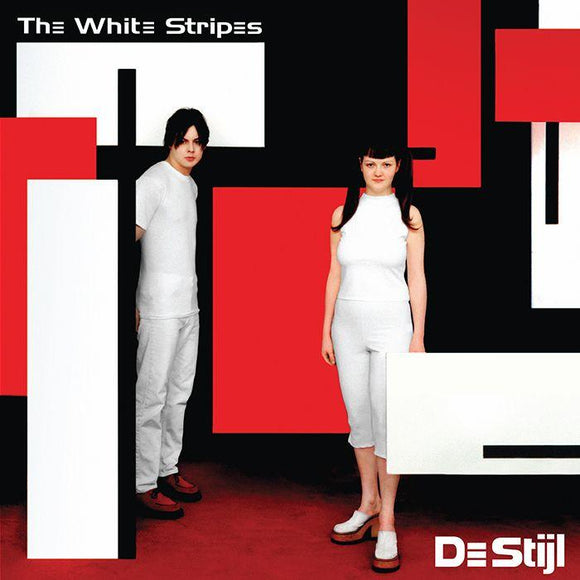 WHITE STRIPES, THE<br><i>DE STIJL LP</I>