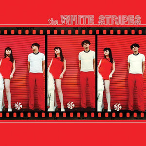 WHITE STRIPES, THE <BR><I> THE WHITE STRIPES LP</I>