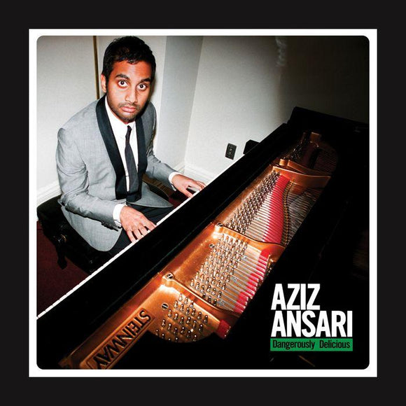 ANSARI, AZIZ<BR><i>DANGEROUSLY DELICIOUS (Comedy) LP</I>