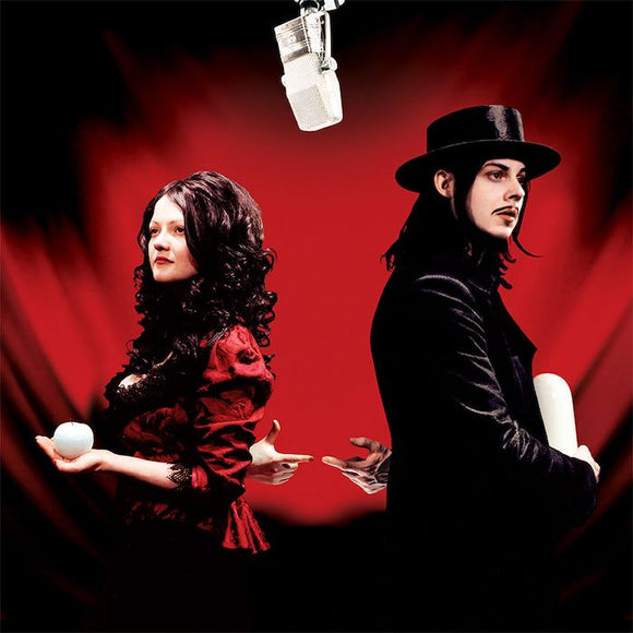 WHITE STRIPES, THE<BR><I>GET BEHIND ME SATAN 2LP</I>