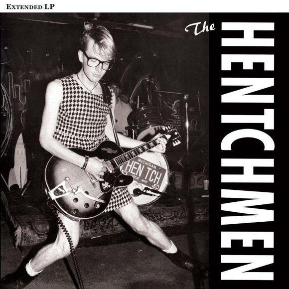 HENTCHMEN, THE<BR><I>HENTCH-FORTH (With Jack White) EP</I>