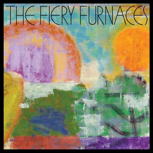 "FIEREY FURNACES<BR><I> Down at the So and So on Somewhere b/w Fortune Teller's Revenge (Third Man Records) 7""</I>"