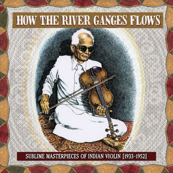 VARIOUS ARTISTS<BR><I>HOW THE RIVER GANES FLOW (Third Man Records) [Indie Exclusive Vinyl] LP</I>