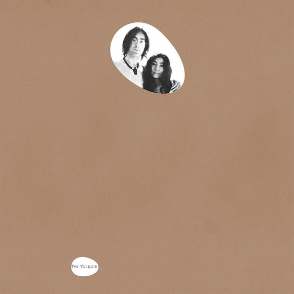 LENNON, JOHN & YOKO ONO <BR><I> UNFINISHED MUSIC NO. 1: TWO VIRGINS (Reissue) LP</I>