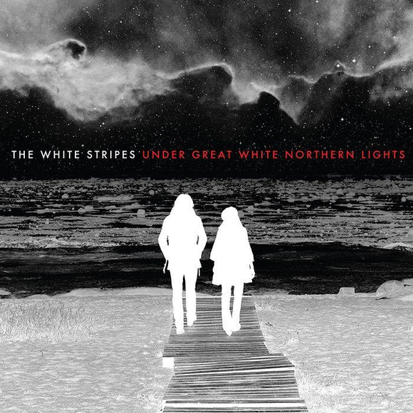 WHITE STRIPES, THE<br><I>UNDER GREAT WHITE NORTHERN LIGHTS 2LP</I>