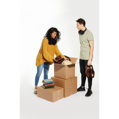 Medium Moving Box Packing R Us Moving Packing Shipping Storing Boxes