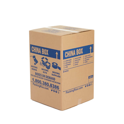 Dish Box Packing R Us Moving Packing Shipping Storing Boxes