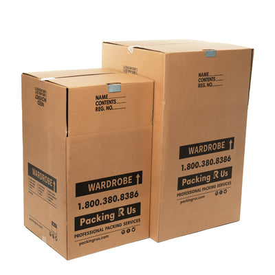 Mini Wardobe Moving Box Packing R Us Moving Packing Shipping Storing Boxes