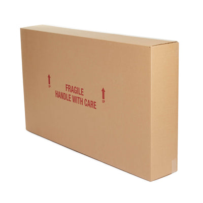Flat Planel TV Box Packing R Us Moving Packing Shipping Storing Boxes