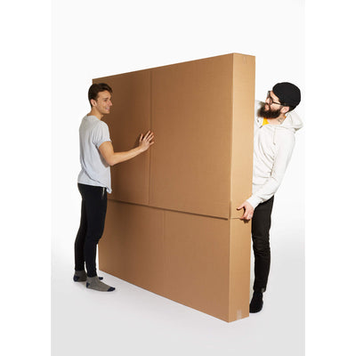 Queen King Size Mattress Box Packing R Us Moving Packing Shipping Storing Boxes