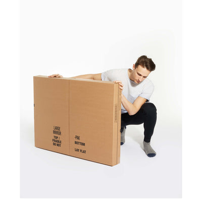 Art Mirror Box Packing R Us Moving Packing Shipping Storing Boxes
