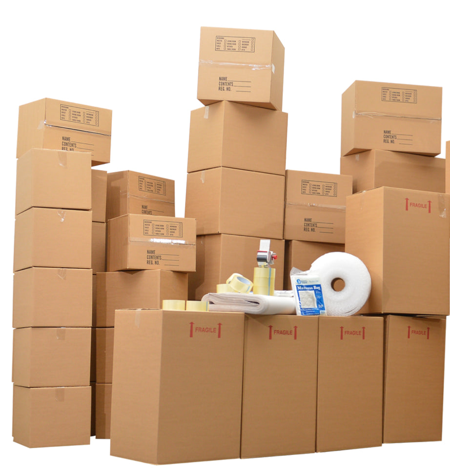 Foodie Kitchen Moving Kit | Kits | Packing R Us | NYC