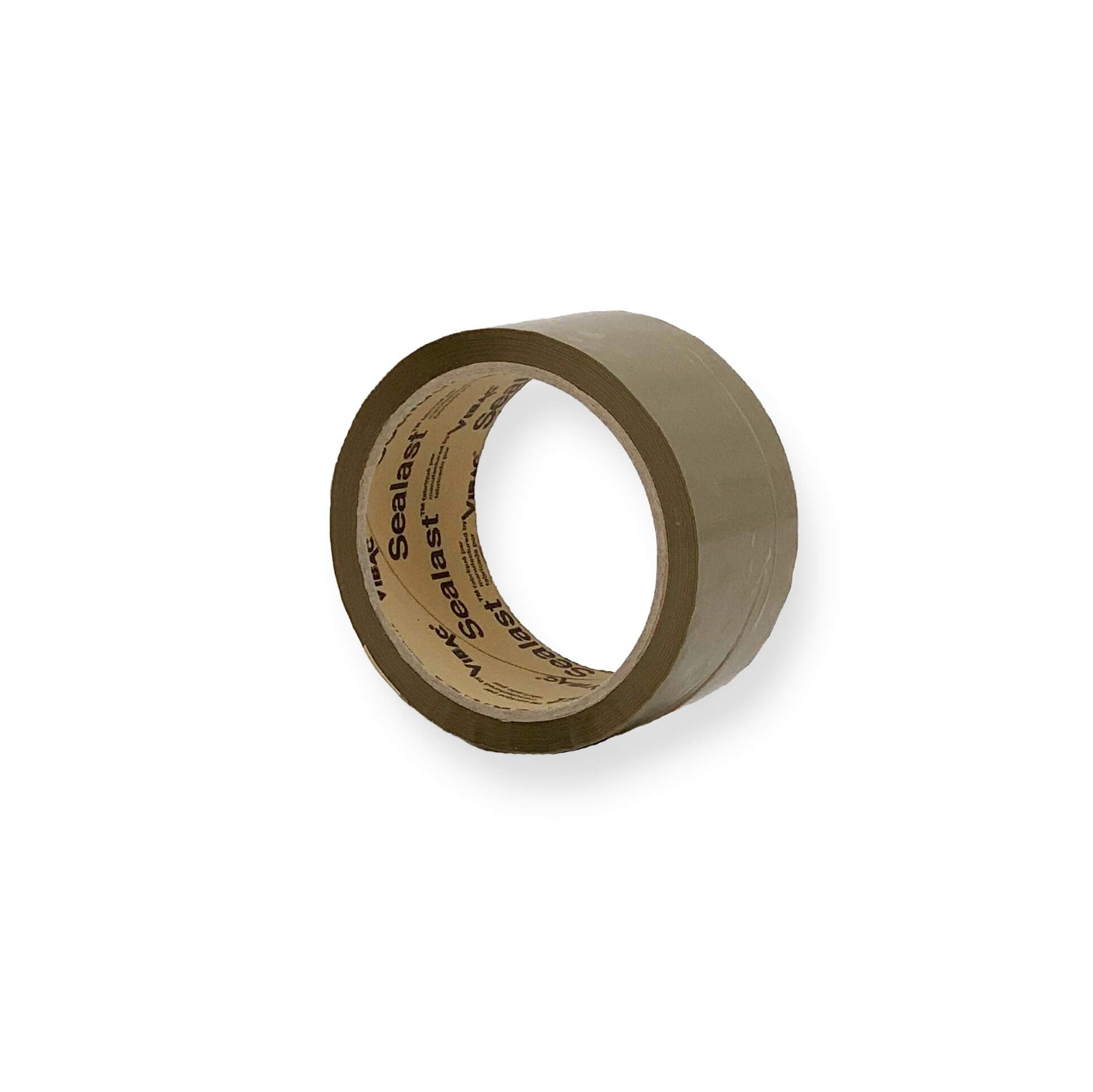 Tan Tape 55 yards (Small) - Packing R Us Moving Packing Shipping Storing Boxes