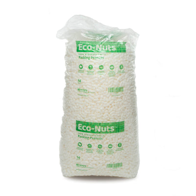 Packing Peanuts 14 c/f Bag - Packing R Us Moving Packing Shipping Storing Boxes