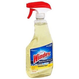 Windex Multisurface Glass Cleaner