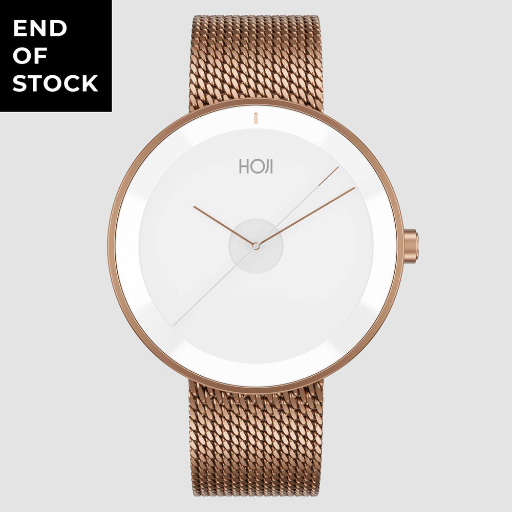 HASAGI Rose Gold - 38 mm