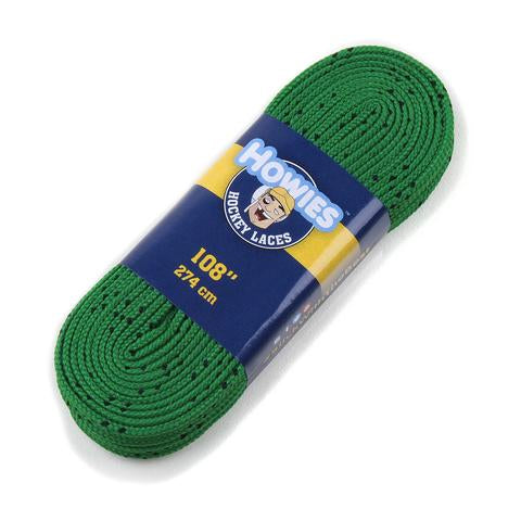 Howies Green Cloth Hockey Skate Laces
