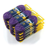 Howies Purple Cloth Hockey Skate Laces