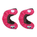 Howies Pink Skate Guards