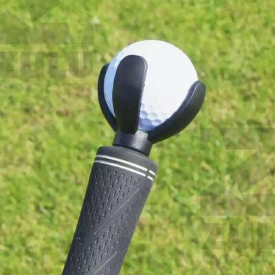 4-Prong Golf Ball Grabber