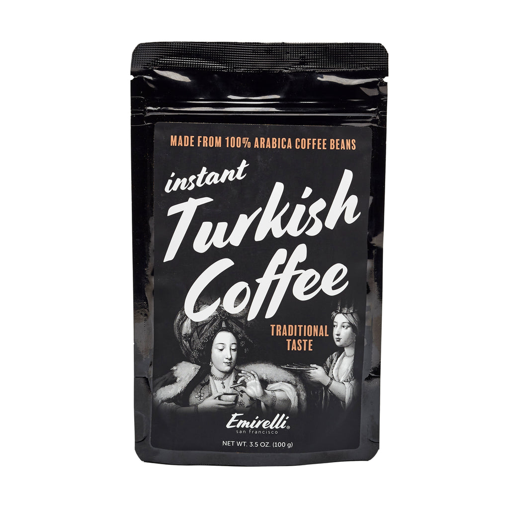 INSTANT TURKISH COFFEE - TRADITIONAL TASTE
