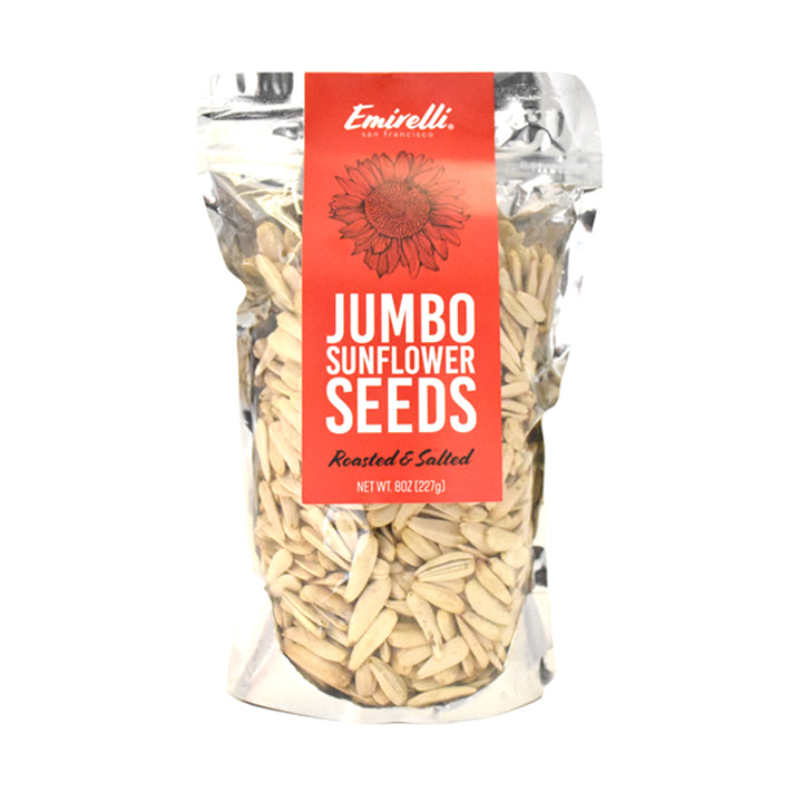 Jumbo Sunflower Seeds Roasted Salted
