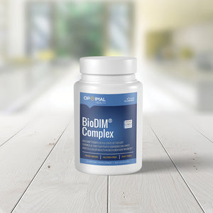 BioDIM I3C Complex - Natural Hormone Balance & Cellular Health Support Supplement | 60 Capsules