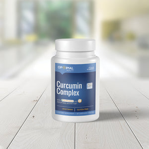 Curcumin C3 Complex with Bioperine for Optimal Absorption | 60 Capsules